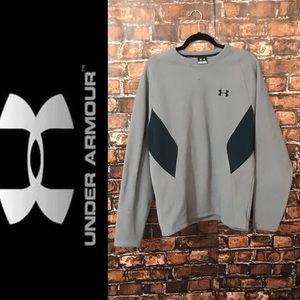 Under Armour Gray Pull Over
